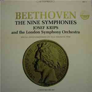 Beethoven, Josef Krips, The London Symphony Orchestra - The Nine Symphonies album FLAC