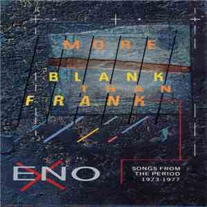 Eno - More Blank Than Frank album FLAC