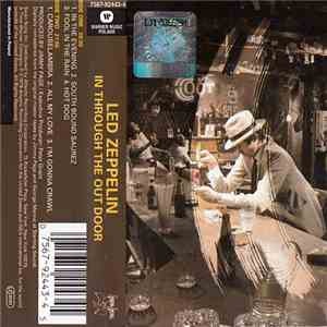 Led Zeppelin - In Through The Out Door album FLAC