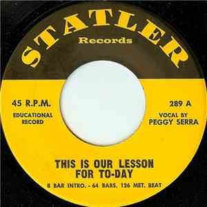 Unknown Artist - This Is Our Lesson For To-Day album FLAC