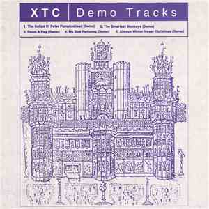 XTC - Demo Tracks album FLAC