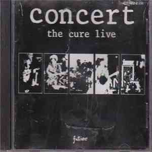 The Cure - Concert - The Cure Live album FLAC