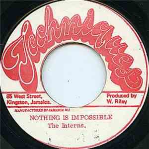 The Interns  - Nothing Is Impossible album FLAC