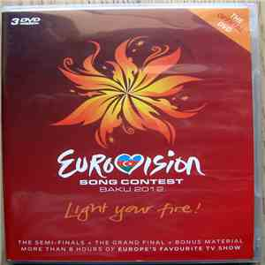 Various - Eurovision Song Contest Baku 2012 - Light Your Fire! album FLAC
