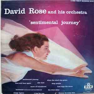 David Rose And His Orchestra - Sentimental Journey album FLAC