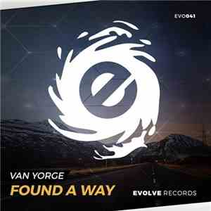 Van Yorge - Found A Way album FLAC