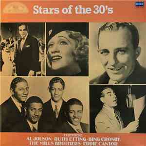 Various - Stars Of The 30's album FLAC