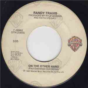 Randy Travis - On The Other Hand / Can't Stop Now album FLAC