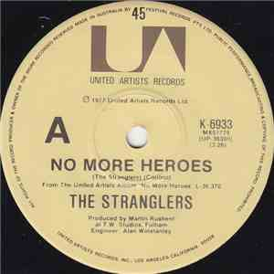 The Stranglers - No More Heroes album FLAC