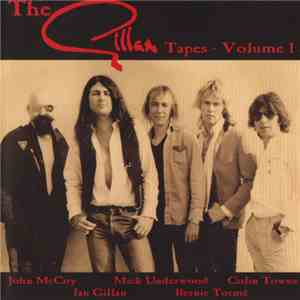 Gillan - The Gillan Tapes - Volume 1 album FLAC