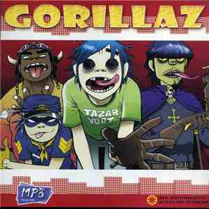 Gorillaz - Disco Club MP3 album FLAC