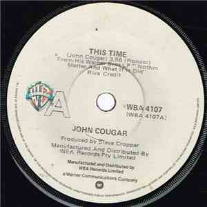John Cougar - This Time album FLAC