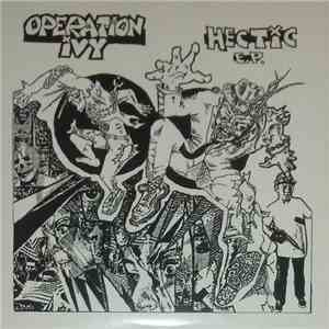 Operation Ivy - Hectic E.P. album FLAC