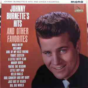 Johnny Burnette - Johnny Burnette's Hits And Other Favourites album FLAC