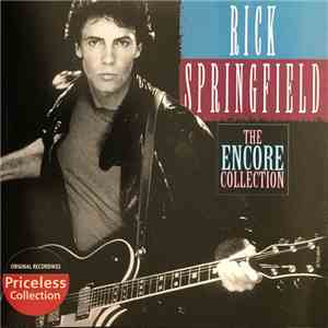 Rick Springfield - The Encore Collection album FLAC