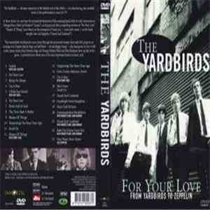 The Yardbirds - For Your Love (From Yardbirds To Zeppelin) album FLAC
