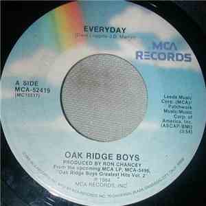 Oak Ridge Boys - Everyday album FLAC