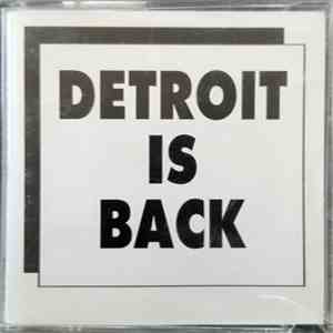 Teebow And The Taxman, CST , AKD , Rod , Double Dee  - Detroit Is Back album FLAC