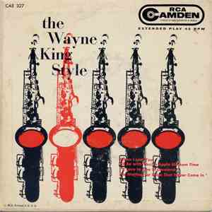 Wayne King And His Orchestra - The Wayne King Style album FLAC