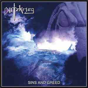 Blitzkrieg  - Sins And Greed album FLAC
