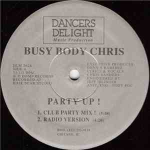 Busy Body Chris - Party Up! album FLAC