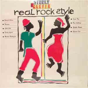 Various - Steely & Clevie - Real Rock Style album FLAC