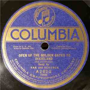 Van And Schenck / Adele Rowland - Open Up The Golden Gates To Dixieland / Granny album FLAC
