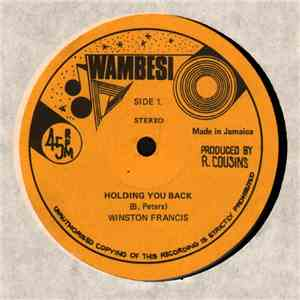 Winston Francis - Holding You Back album FLAC