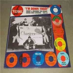 "Various - ""I'm Down Today"" (Moody & Brooding Teen Misery Garage Rock Lowdown - 1965-67) album FLAC"