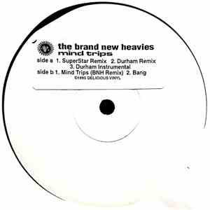 The Brand New Heavies - Mind Trips (Remixes) album FLAC