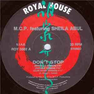 M.C.P.  featuring Sheila Abul - Don't Stop album FLAC