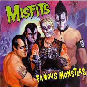 Misfits - Famous Monsters album FLAC