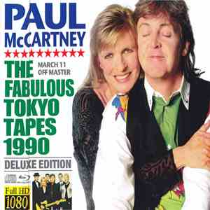 Paul McCartney - The Fabulous Tokyo Tapes 1990 album FLAC