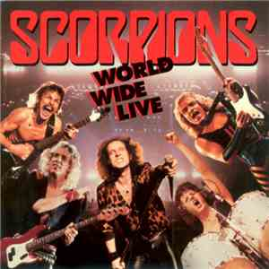 Scorpions - World Wide Live album FLAC