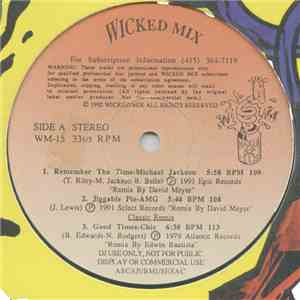Various - Wicked Mix 15 album FLAC