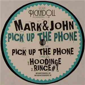 Mark & John - Pick Up The Phone album FLAC