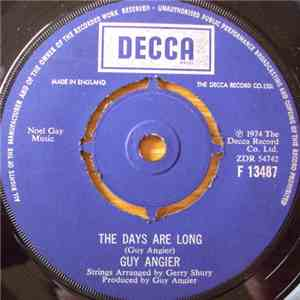 Guy Angier - Believe In The Rain / The Days Are Long album FLAC