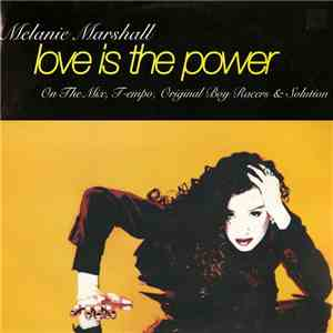 Melanie Marshall - Love Is The Power album FLAC