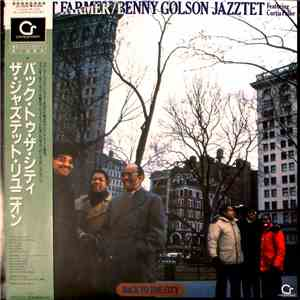 The Art Farmer/Benny Golson Jazztet Featuring Curtis Fuller - Back To The City album FLAC