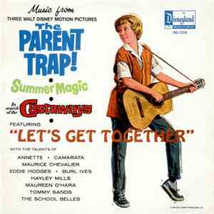 Various - Music From Three Walt Disney Motion Pictures - The Parent Trap! - Summer Magic - In Search Of The Castaways album FLAC