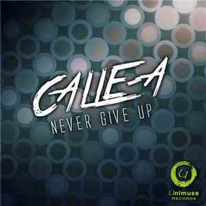Calle-A - Never Give Up album FLAC