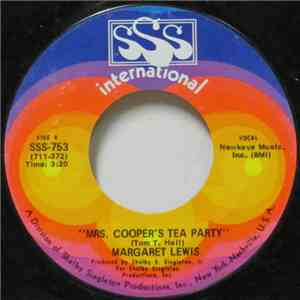 Margaret Lewis - Mrs. Cooper's Tea Party / Miss To Mrs. To Misery album FLAC