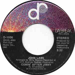 John Laws  - Comin' After Jinny album FLAC