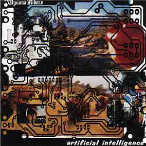 The Wynona Riders - Artificial Intelligence album FLAC